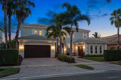 Wellington Single Family Home For Sale: 2694 Treanor Terrace