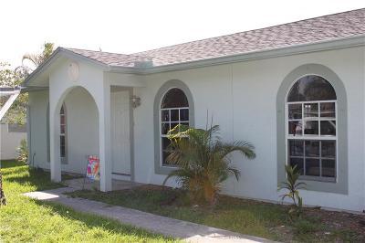Stuart Single Family Home For Sale: 2127 SE Harrison Street