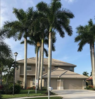 Royal Palm Beach Single Family Home For Sale: 124 Cypress Crescent