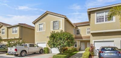 Tequesta Condo For Sale: 108 Lighthouse Circle #F