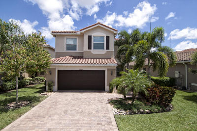 Boynton Beach Single Family Home For Sale: 8125 Kendria Cove Terrace