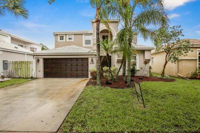 Lake Worth, Lakeworth Single Family Home For Sale: 7767 Great Oak Drive