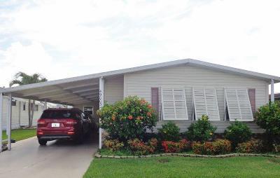 Boynton Beach Mobile Home For Sale: 49003 Inauga Bay