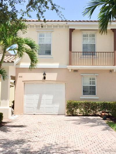 Townhouse Sold: 506 Capistrano Drive