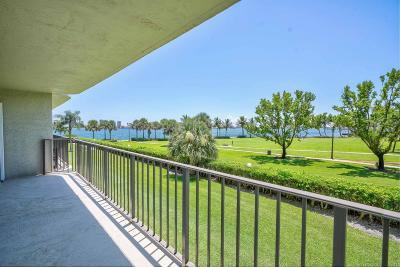 Lake Park Condo For Sale: 801 Lake Shore Drive #212