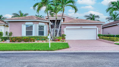 Lake Worth Single Family Home For Sale: 6305 Harbour Oak Drive