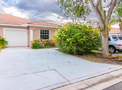 Boca Raton Single Family Home For Sale: 8214 Via Di Veneto
