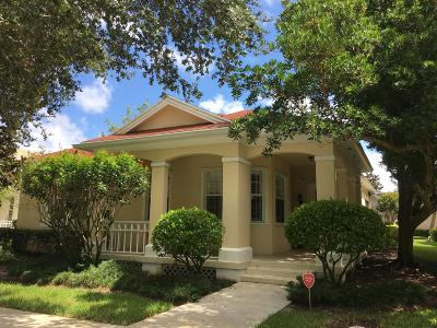 Jupiter Single Family Home For Sale: 138 Newcastle Drive