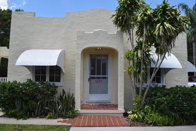Stuart Single Family Home For Sale: 3089 SE Amherst Street