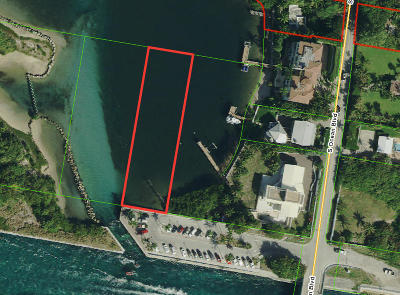 Manalapan Residential Lots & Land For Sale: 0000 S Ocean Boulevard
