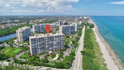Sea Ranch, Sea Ranch Club Of Boca, Sea Ranch Club Of Boca Condo 2, Sea Ranch Club Of Boca I Condo, Sea Ranch Club Of Boca Ii Condo, Sea Ranch Club Of Boca Iii Condo Condo For Sale: 4001 Ocean Boulevard #802-B