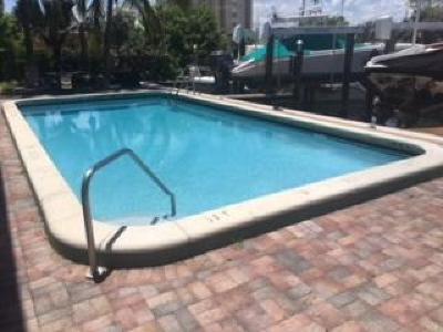 Pompano Beach Rental For Rent: 861 SE 22nd Avenue #8
