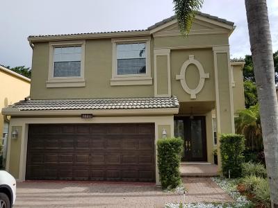 Wellington Single Family Home For Sale: 9046 Alexandra Circle