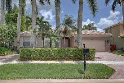 Boca Raton Single Family Home For Sale: 18641 Ocean Mist Drive