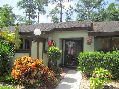 Royal Palm Beach Single Family Home For Sale: 246 Brandywine Court