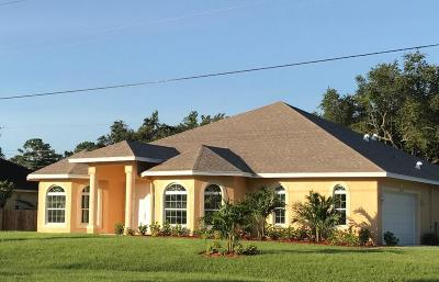 Port Saint Lucie FL Single Family Home For Sale: $399,000