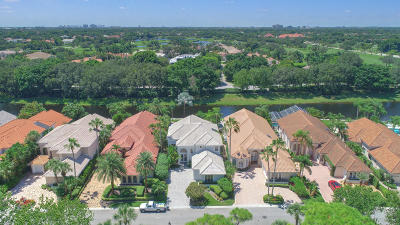 Palm Beach Gardens Single Family Home For Sale: 3366 Degas Drive