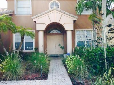 Boca Raton Single Family Home For Sale: 22780 Orchid Island Drive