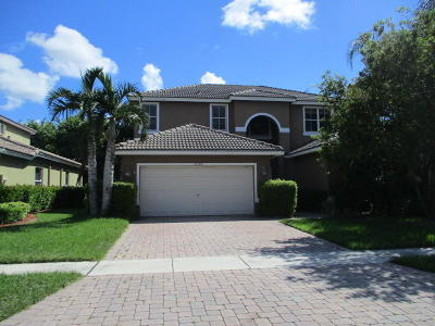 Lake Worth Single Family Home For Sale: 6206 C Durham Drive