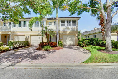 Boca Raton Townhouse For Sale: 5613 NW 39th Avenue