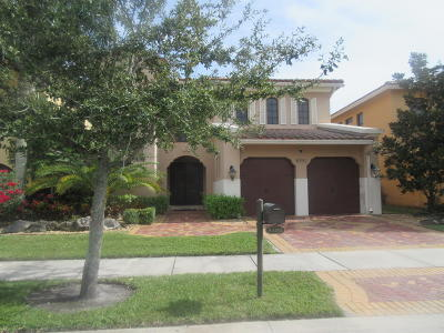 Parkland Rental For Rent: 8192 Canopy Terrace