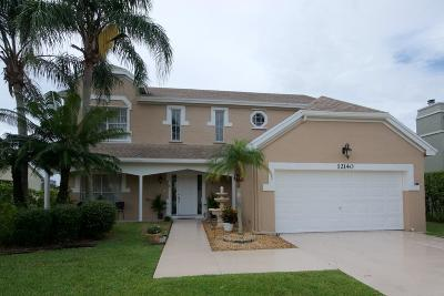 Boca Raton Single Family Home For Sale: 12140 Quilting Lane