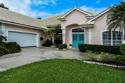 Vero Beach Single Family Home For Sale: 1540 Shorelands Drive E