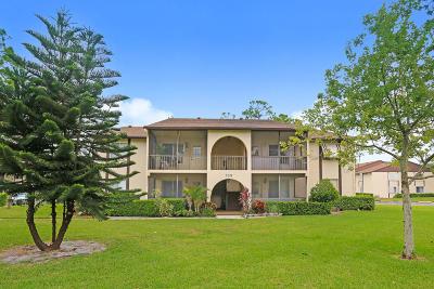 Greenacres FL Condo For Sale: $61,000