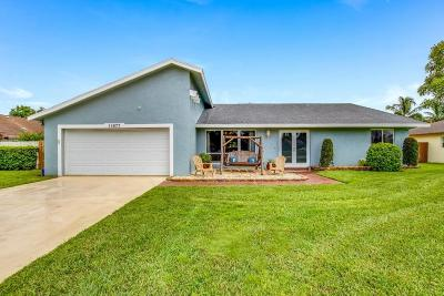 Wellington Single Family Home For Sale: 11677 Whitemarsh Drive