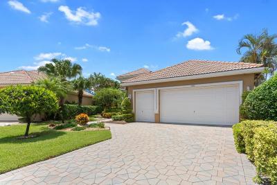 Wellington Single Family Home For Sale: 4151 Laurel Estates Way
