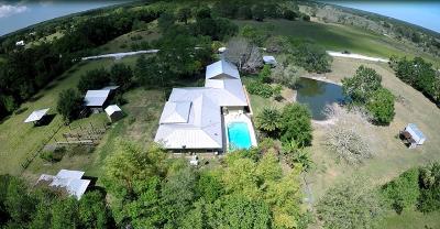 Palm City Single Family Home For Sale: 3505 SW Buckskin Avenue