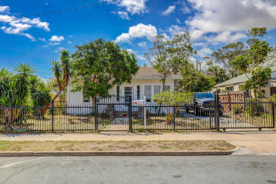 West Palm Beach Multi Family Home For Sale: 504 50th Street