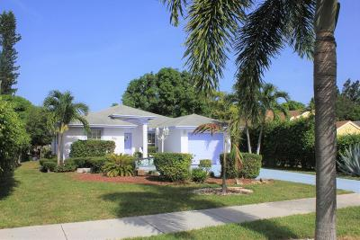 Delray Beach Single Family Home For Sale: 233 NW 5 Avenue