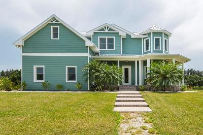 Vero Beach Single Family Home For Sale: 6955 37th Street