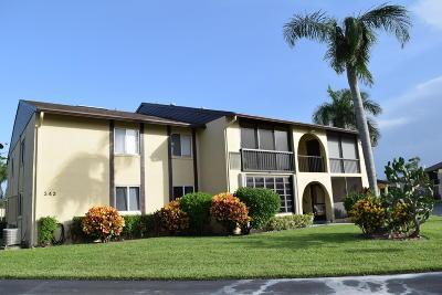 Greenacres FL Condo For Sale: $89,900