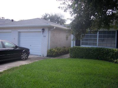 Boynton Beach Single Family Home Contingent: 10087 S 42nd Drive #103