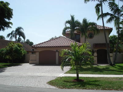 Deerfield Beach Single Family Home For Sale: 523 NW 38th Terrace