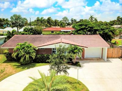Boca Raton Single Family Home For Sale: 1014 SW 13th Place