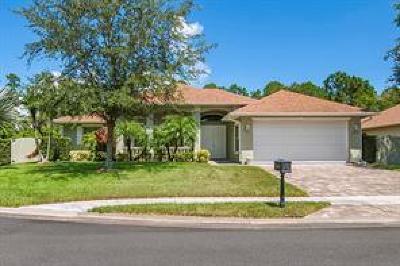 Vero Beach Single Family Home For Sale: 6810 49th Court