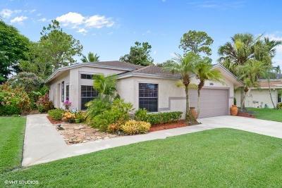 Royal Palm Beach Single Family Home For Sale: 145 Lexington Drive