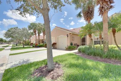 Boynton Beach Single Family Home For Sale: 8513 Logia Circle