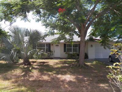 Port Saint Lucie Single Family Home For Sale: 2408 SE Sapelo Avenue