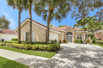 Jupiter Single Family Home For Sale: 306 S Hampton Drive