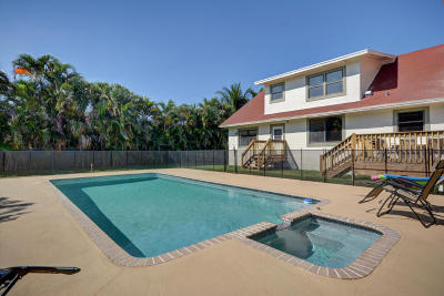 Boca Raton Single Family Home For Sale: 3855 NW 5th Avenue