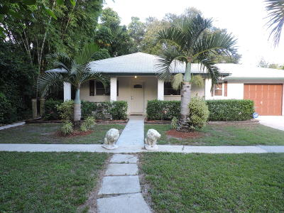 Lake Worth Single Family Home For Sale: 5354 3rd Road