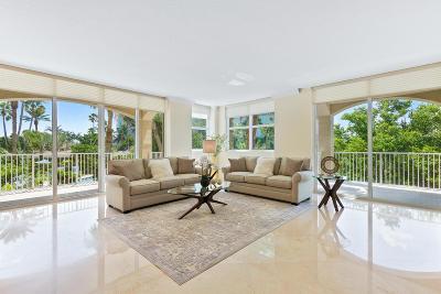 Condo For Sale: 3720 S Ocean Boulevard #201a