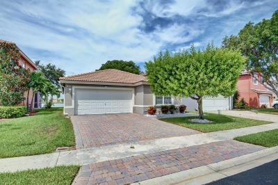 West Palm Beach Single Family Home For Sale: 3286 Turtle Cove