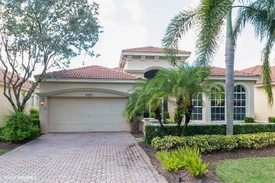 Wellington Single Family Home For Sale: 8709 Via Grande E