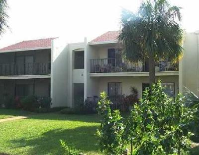 Jupiter Condo For Sale: 150 Pineview Road #A7