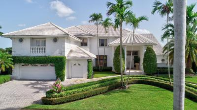 Boca Raton Single Family Home For Sale: 17120 Northway Circle